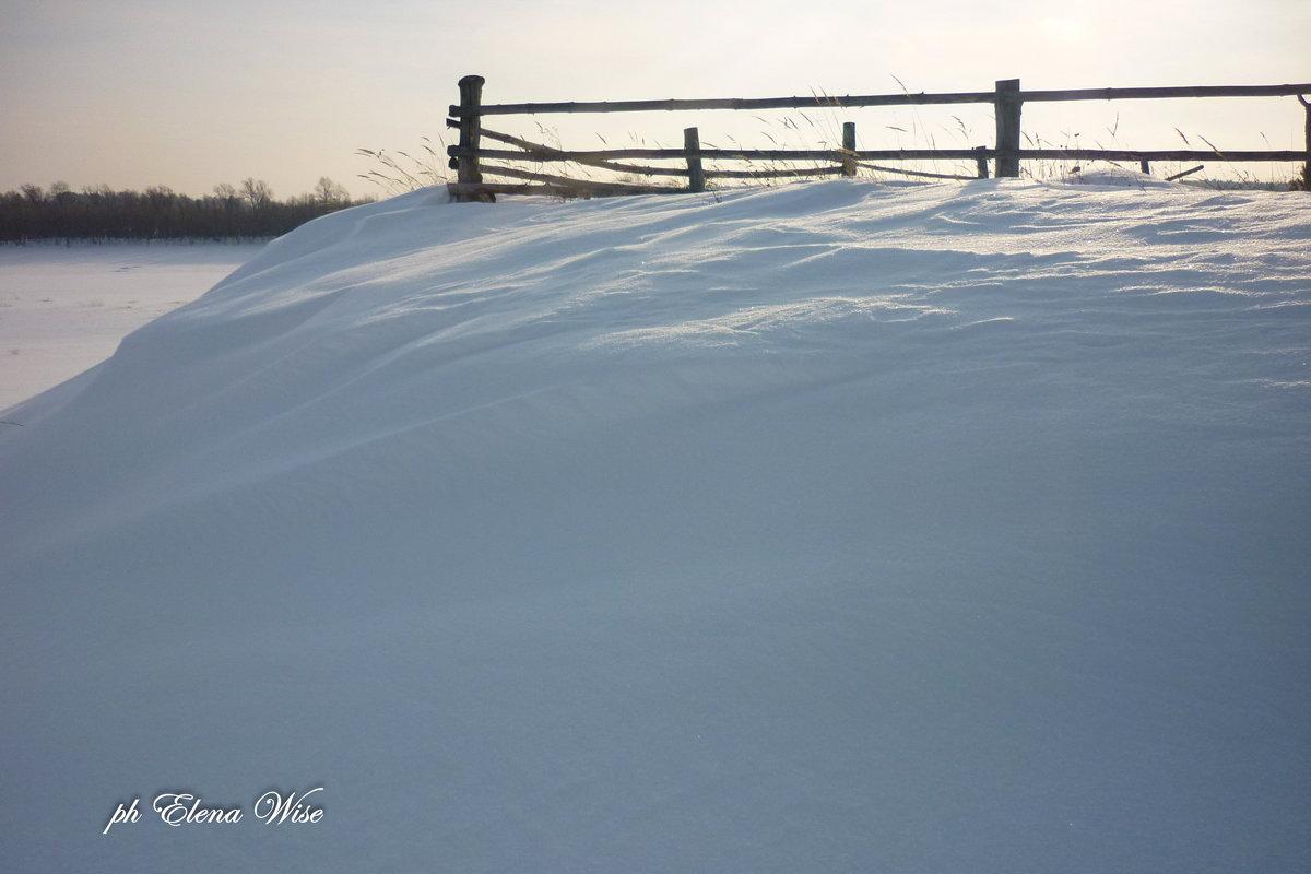 Зимой - Elena Wise