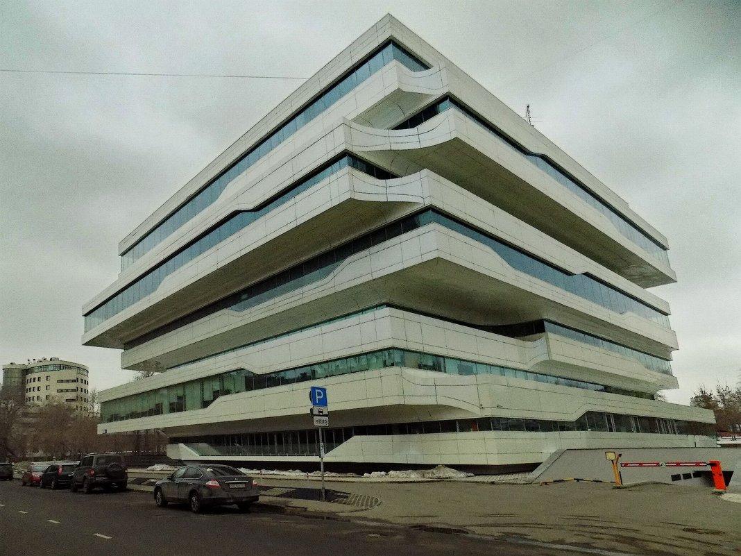 Современная Москва - Анастасия Смирнова