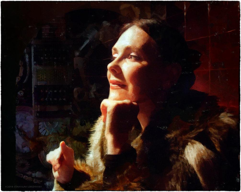 My magic Petersburg_02944 - Станислав Лебединский
