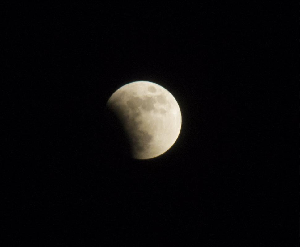 Лунное затмение - Дима Пискунов