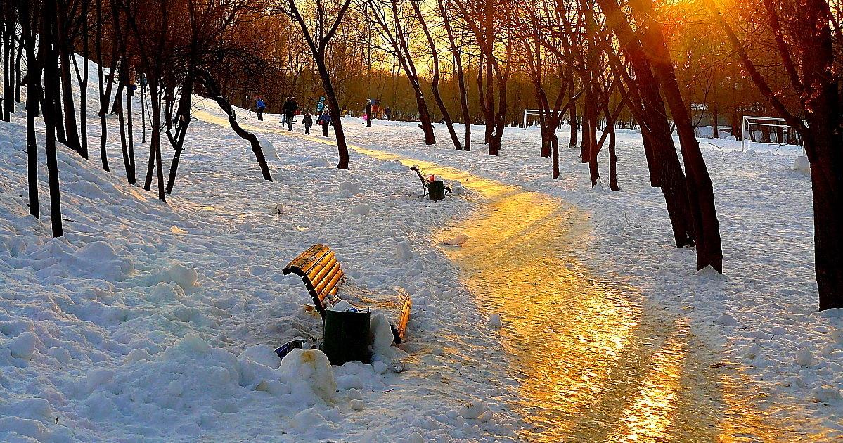 Остатки зимы - олег свирский