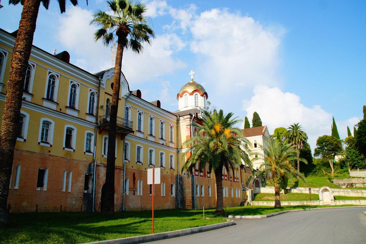 Ново-Афонский монастырь - Lersa