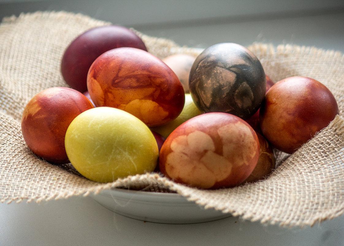 Пасхальные яйца - Peteris Kalmuks