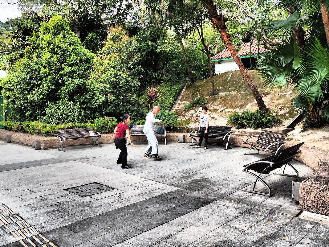 Парк Kowloon Гонконг - Swetlana V