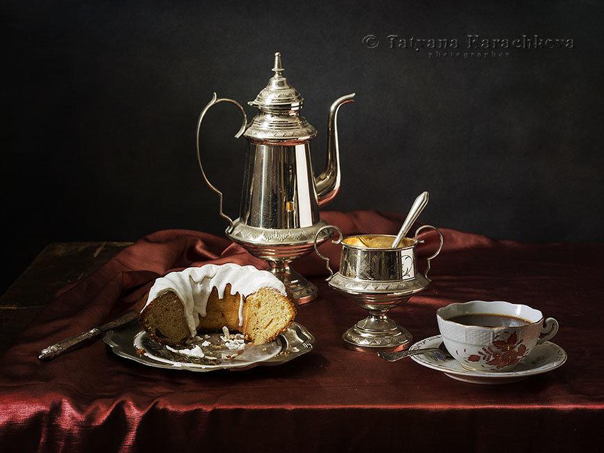 Кофейный гламур №7 - Татьяна Карачкова