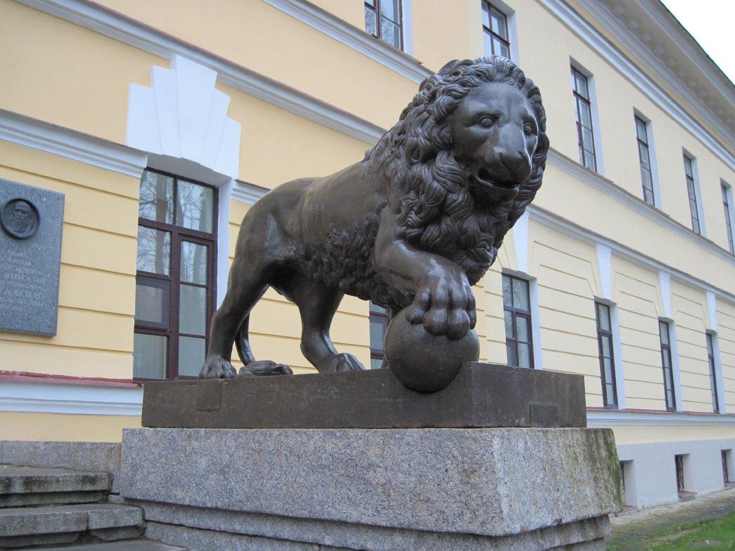 Охрана Новгородского кремля. - Ирина ***