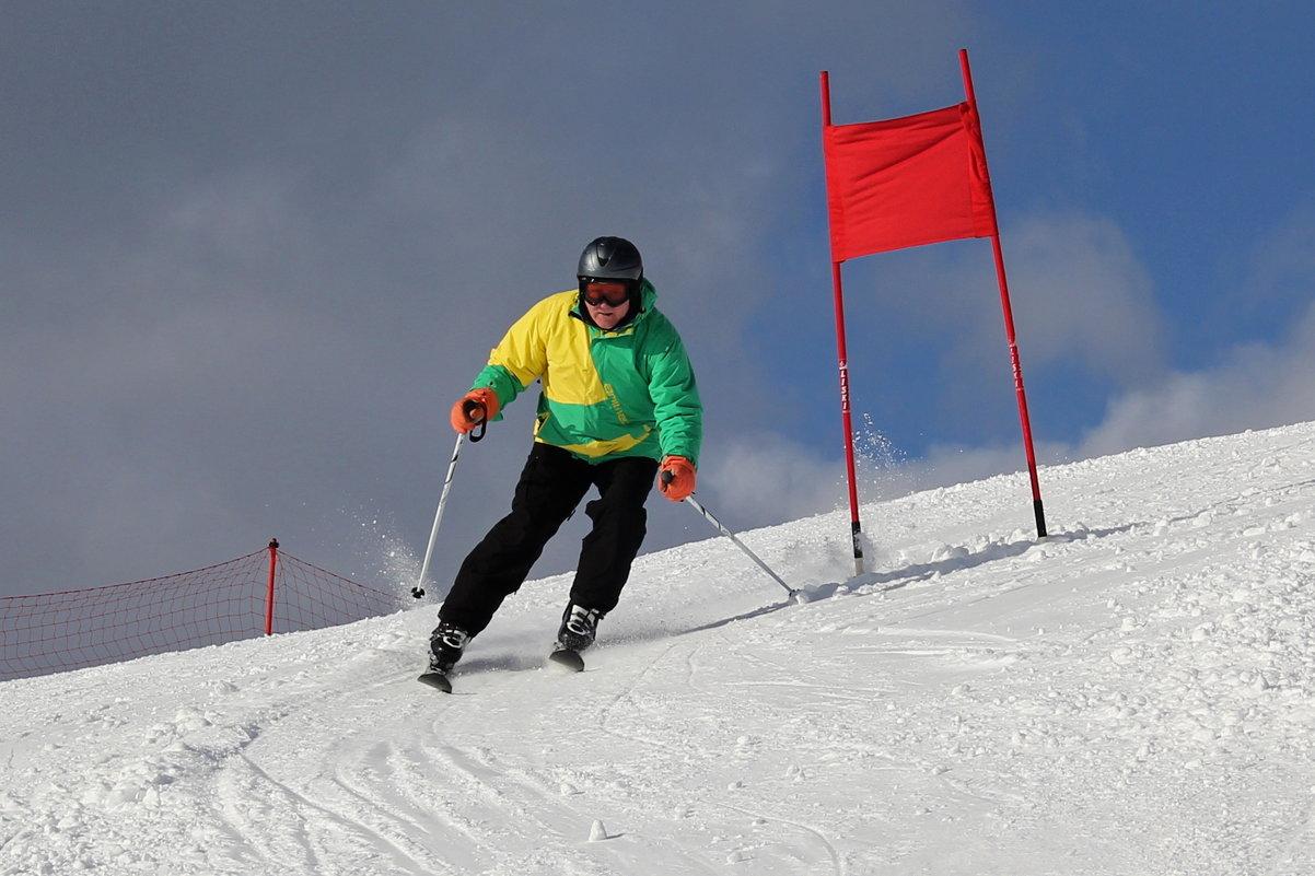 Аркадий - skijumper Иванов