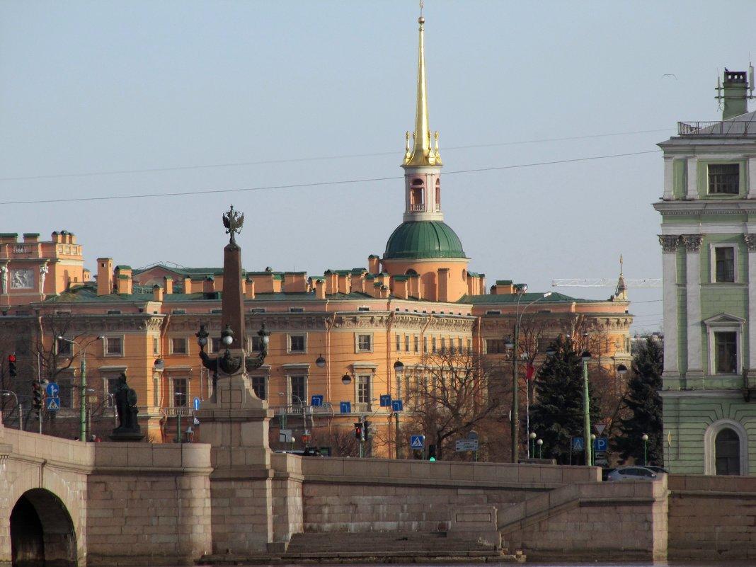 Инженерный замок - Нина Макеева