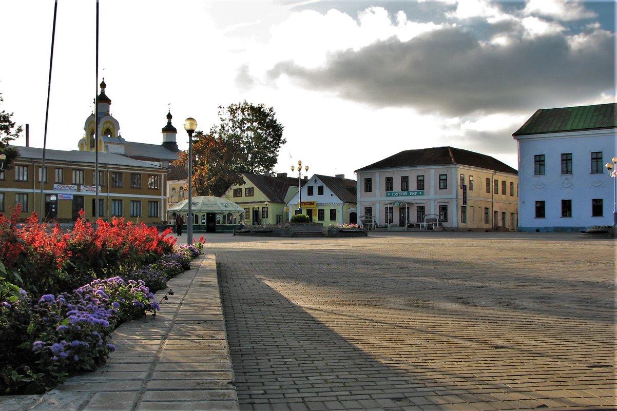 В уездном городе N. - Leonid Voropaev
