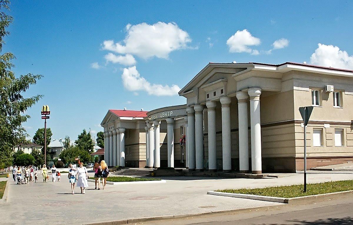 Молодежный центр. Альметьевск. Татарстан - MILAV V
