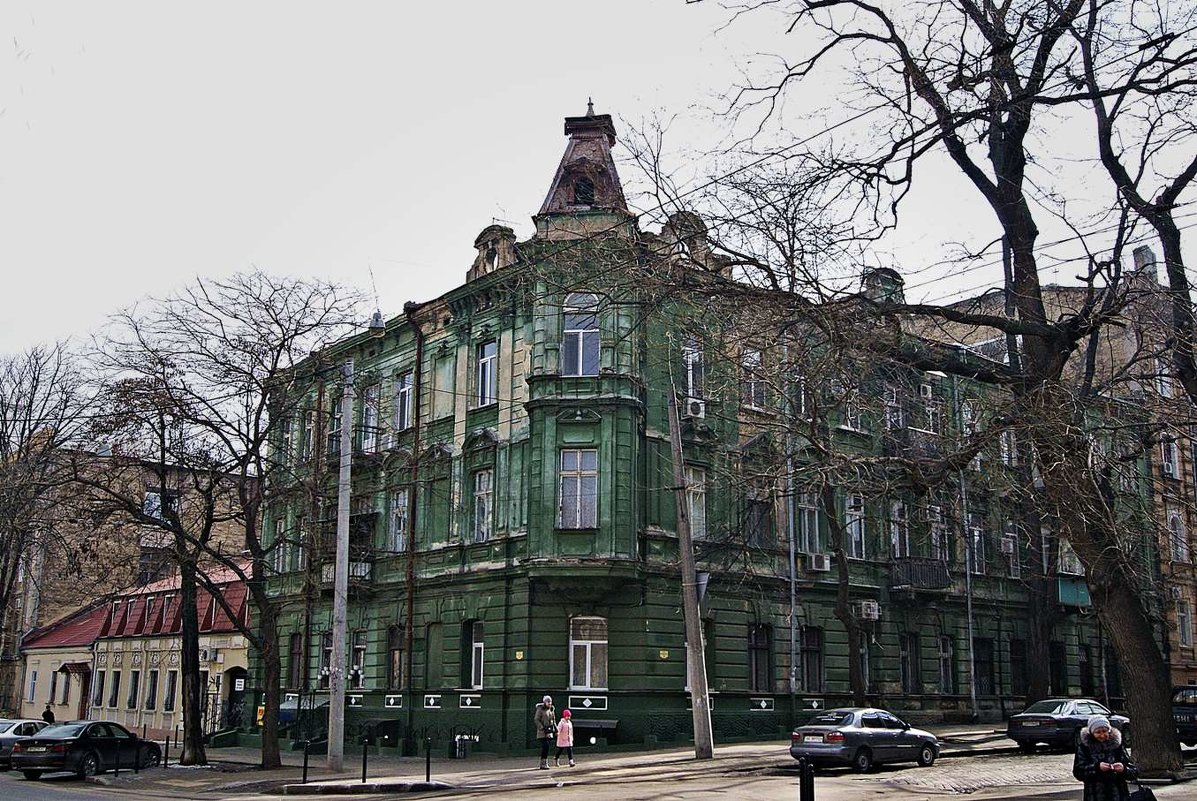 старая Одесса - Александр Корчемный