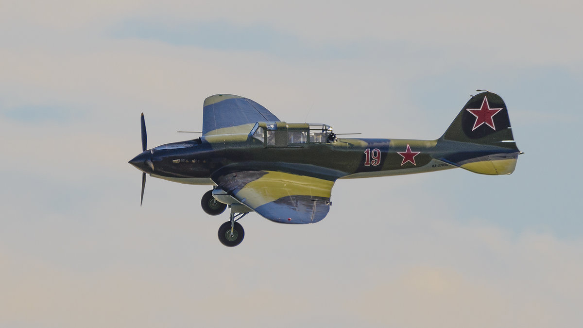 ИЛ-2 - Владимир Кириченко  wlad113