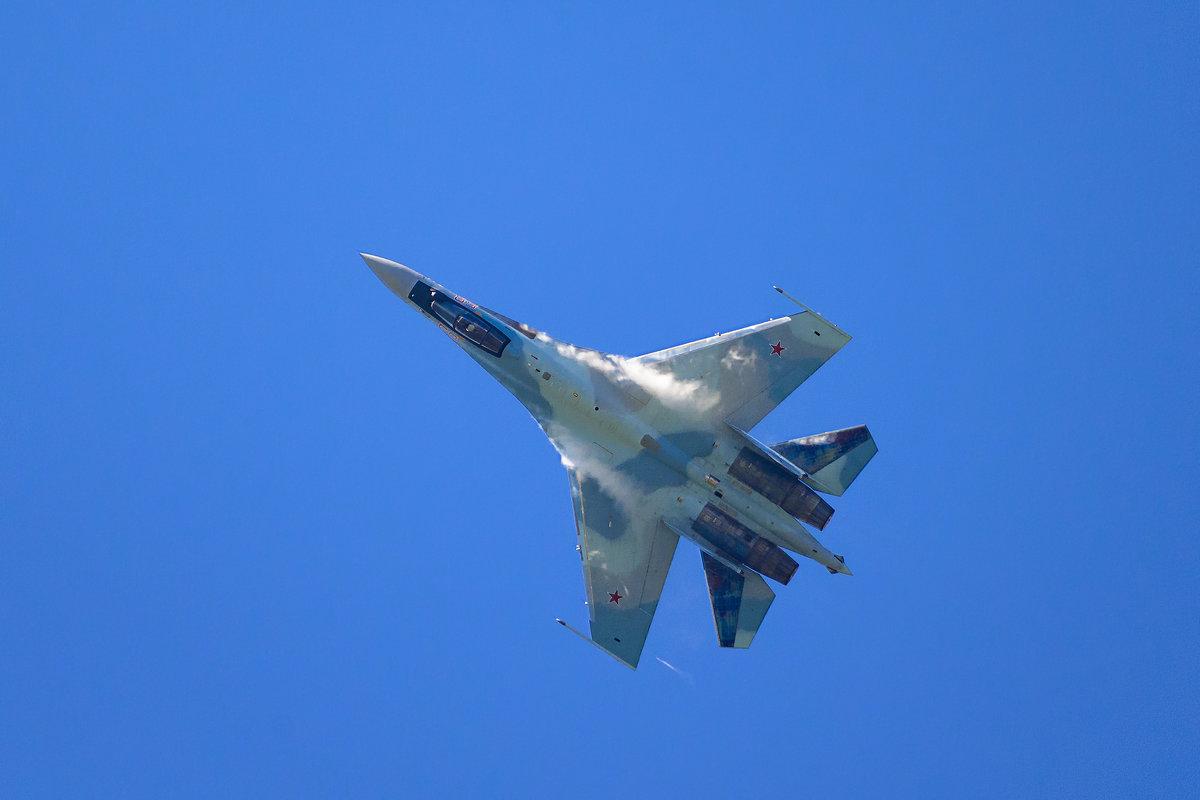 СУ-35 - Владимир Кириченко  wlad113