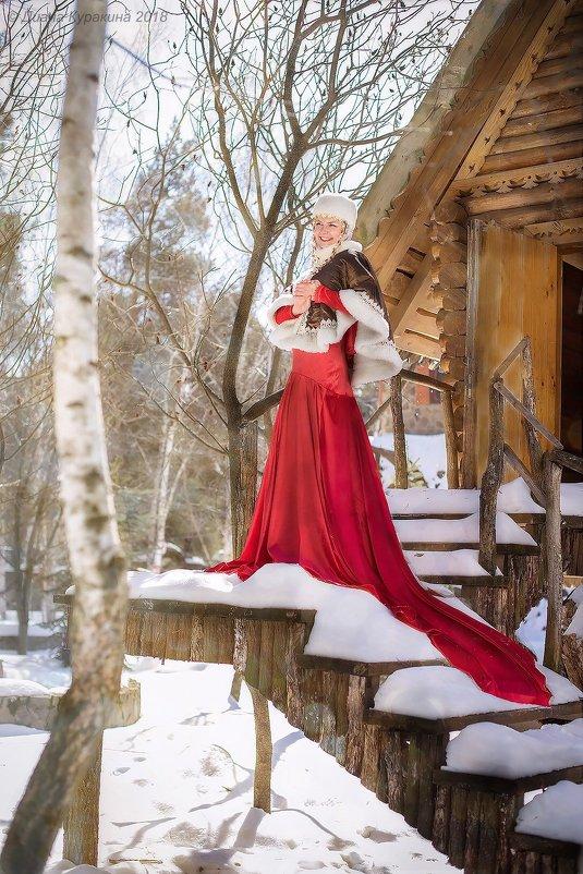 Русская зима - Диана Куракина