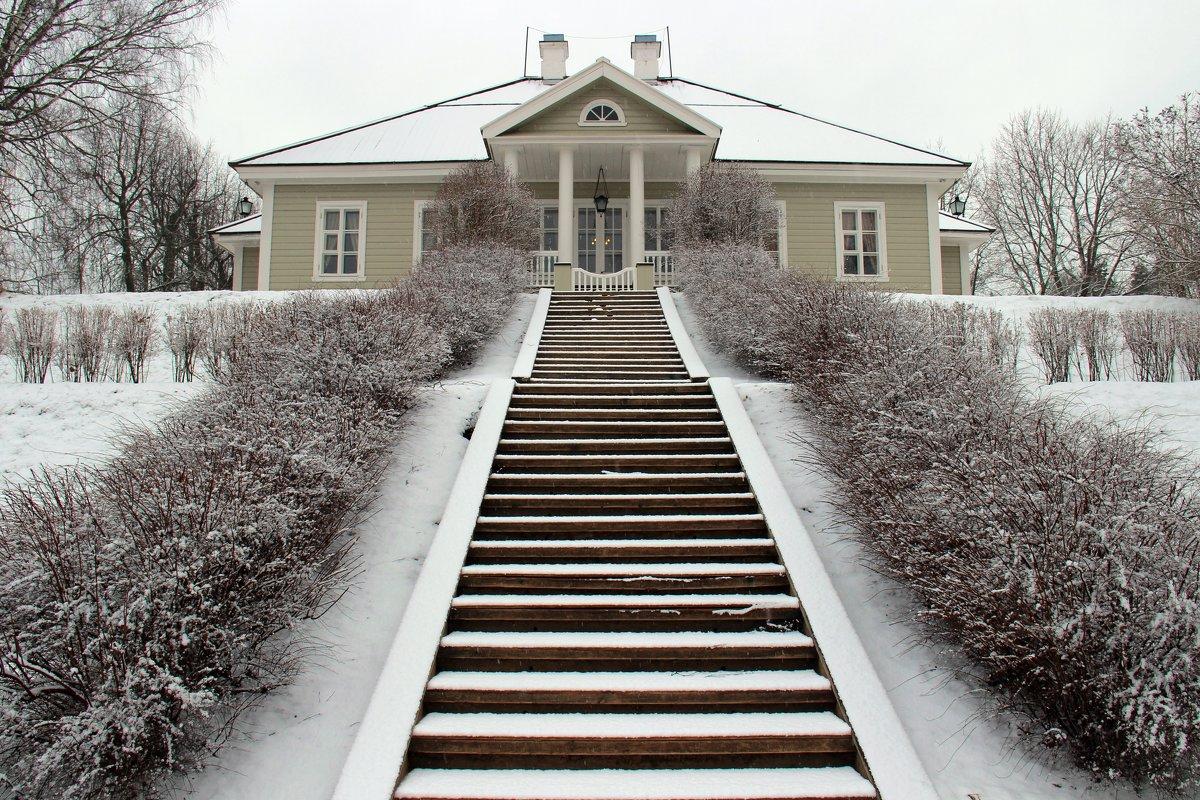 Весенний снег. - Нина Бурченкова.