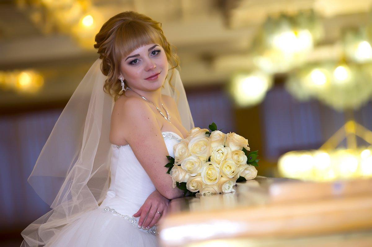 портрет невеста - Алексей Костюнин