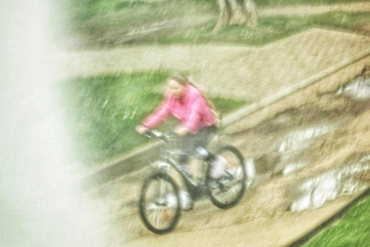 Весна - время велосипедов! - Вера Катан