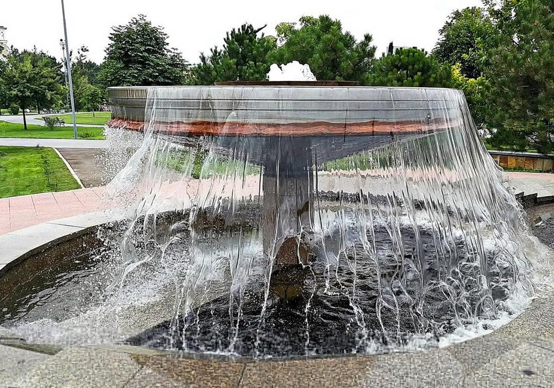 Водяные струи - Mir-Tash