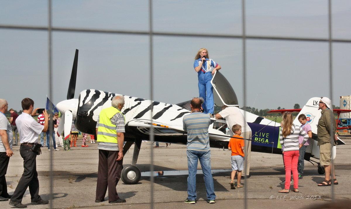 Показательные полёты в Риге. 2013 - Liudmila LLF