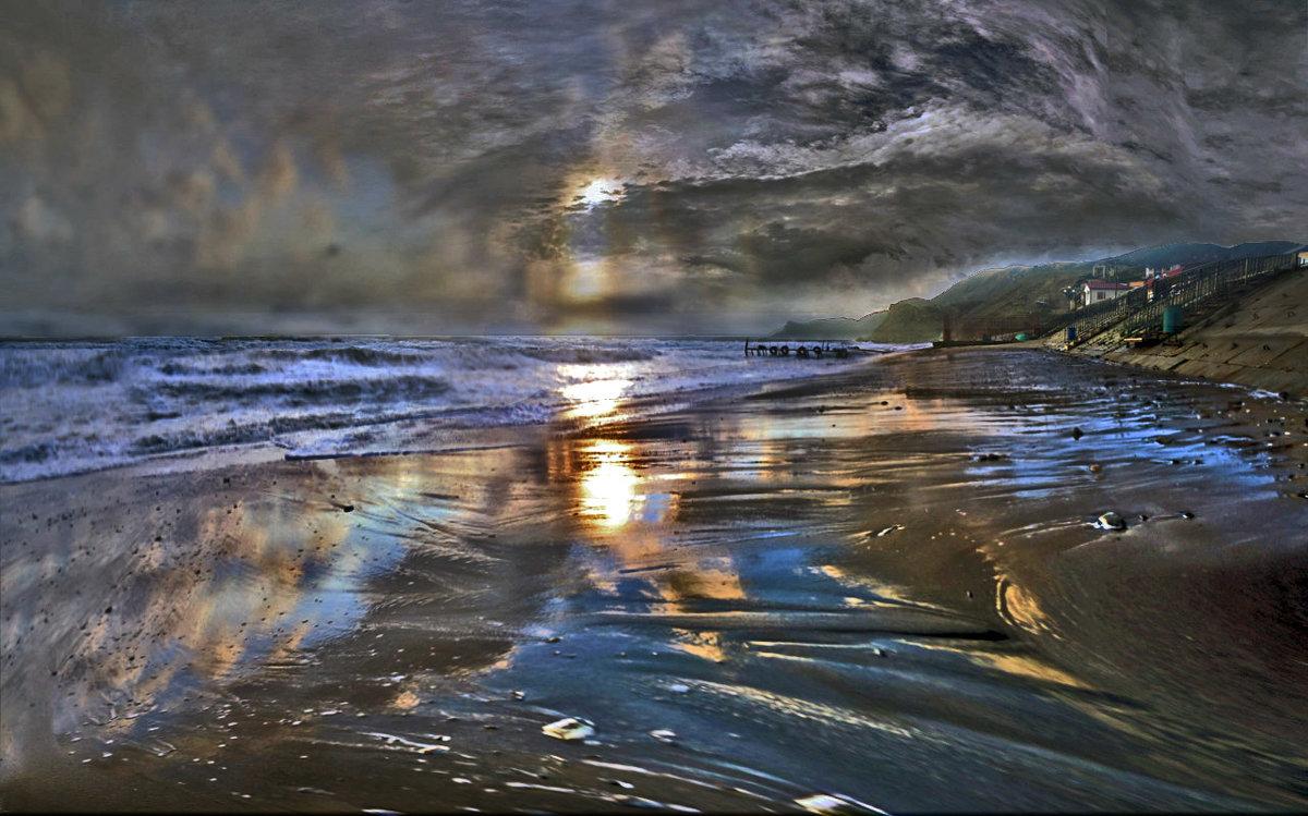 разгулялись стихии небес, моря и земли - viton
