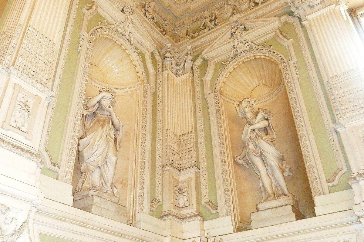 Парадная лестница Юсуповского дворца - Наталья Т