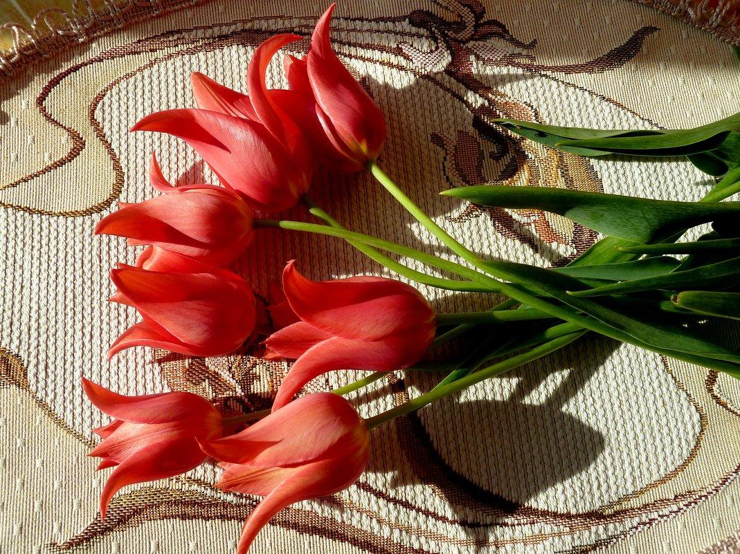 Любимцы весны!... - Лидия Бараблина
