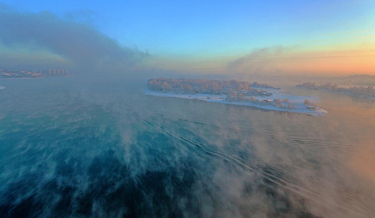 Туманная Ангара - Анатолий Иргл