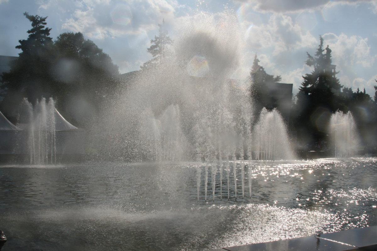 водные фантазии - Димончик