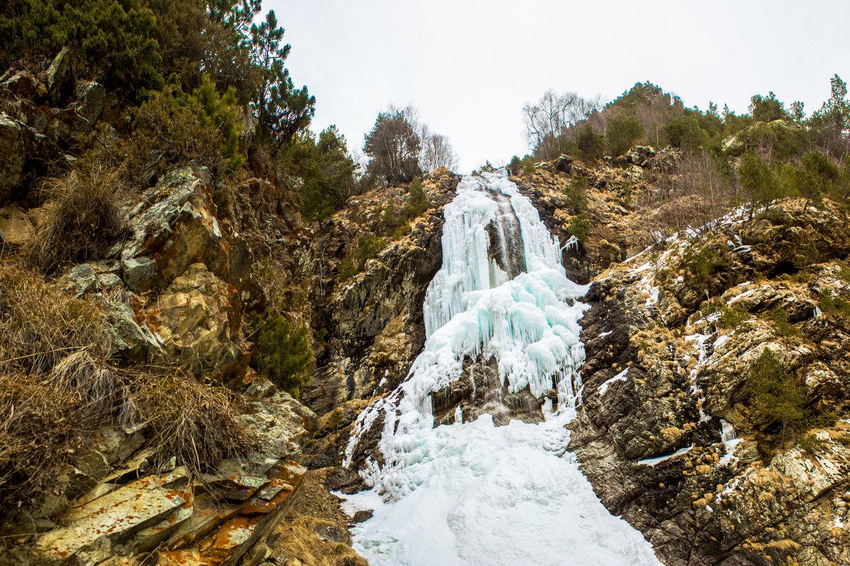 водопад Буравидон IMG_1000 - Олег Петрушин