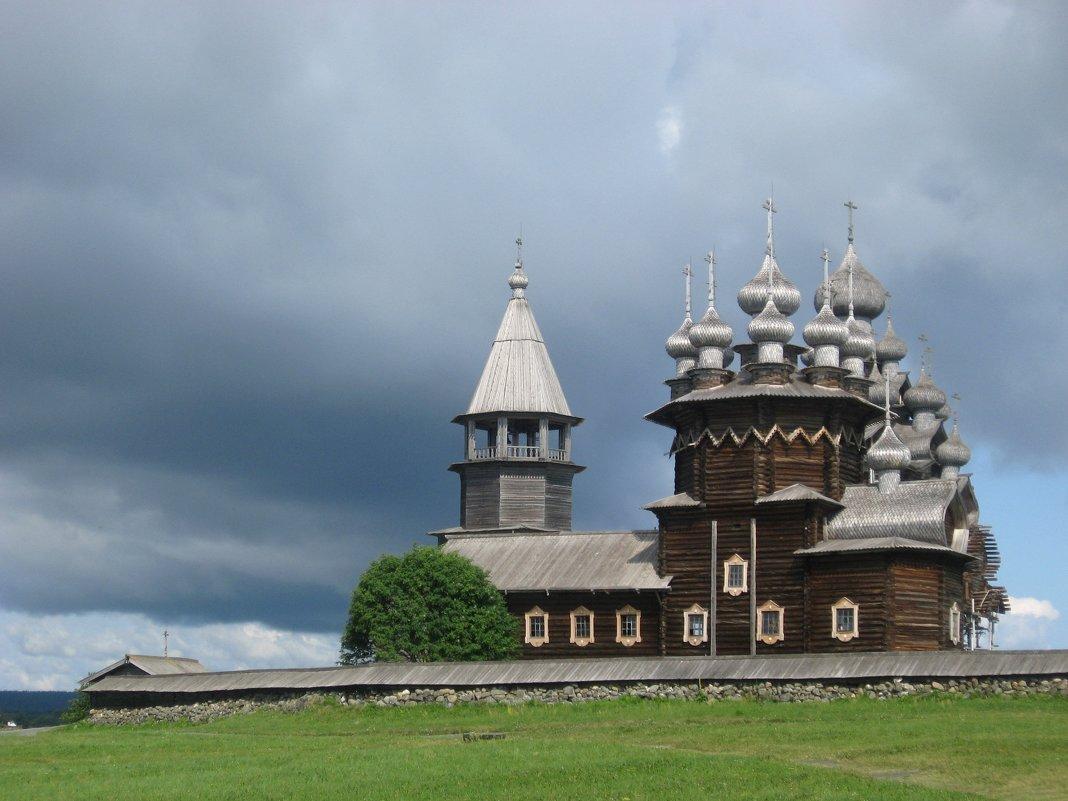 Преображенская церковь в Кижах - Надежда