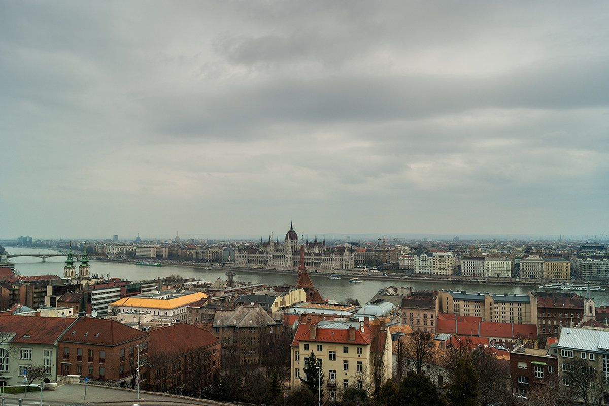 Славный город Будапешт - Игорь Сикорский