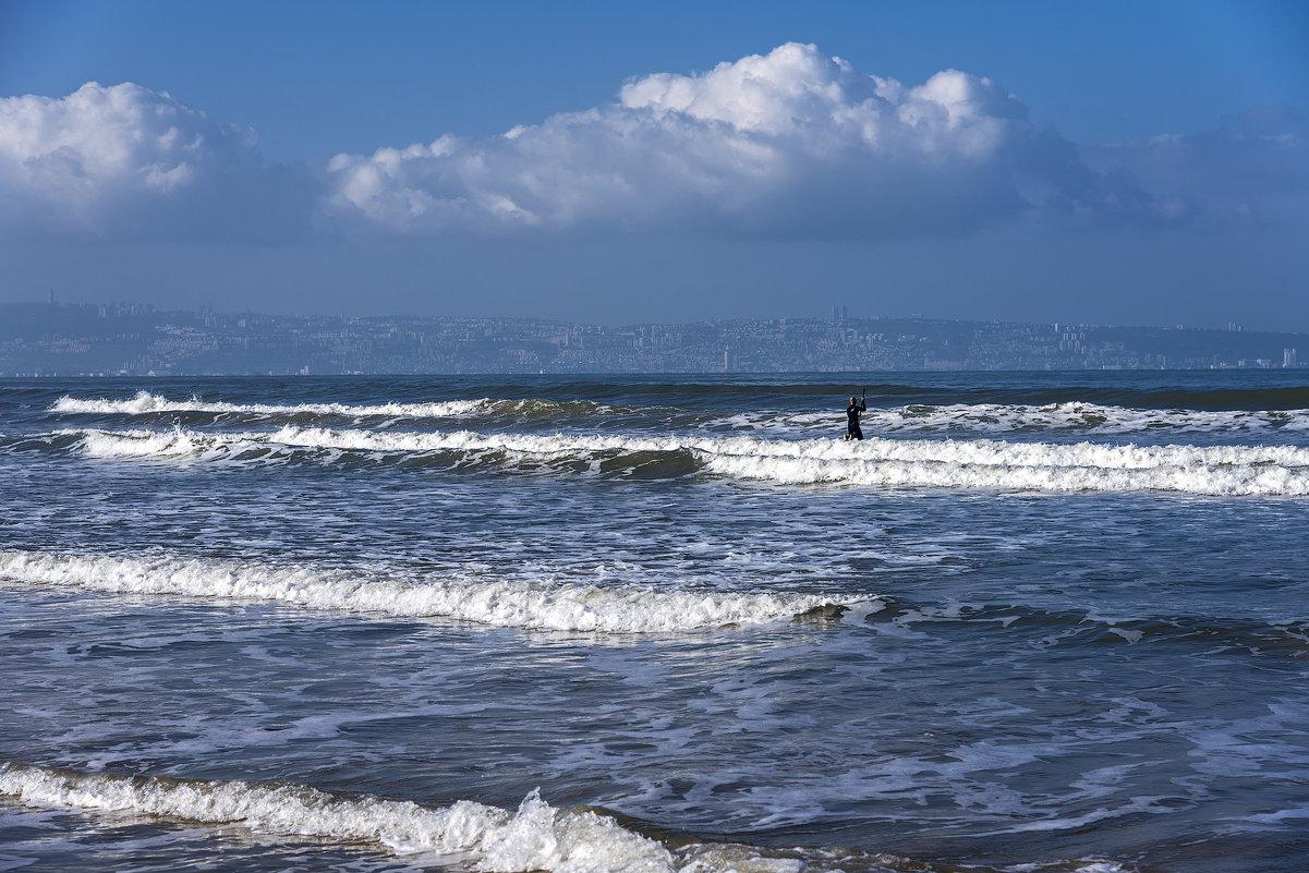 Человек и море. - Станислав