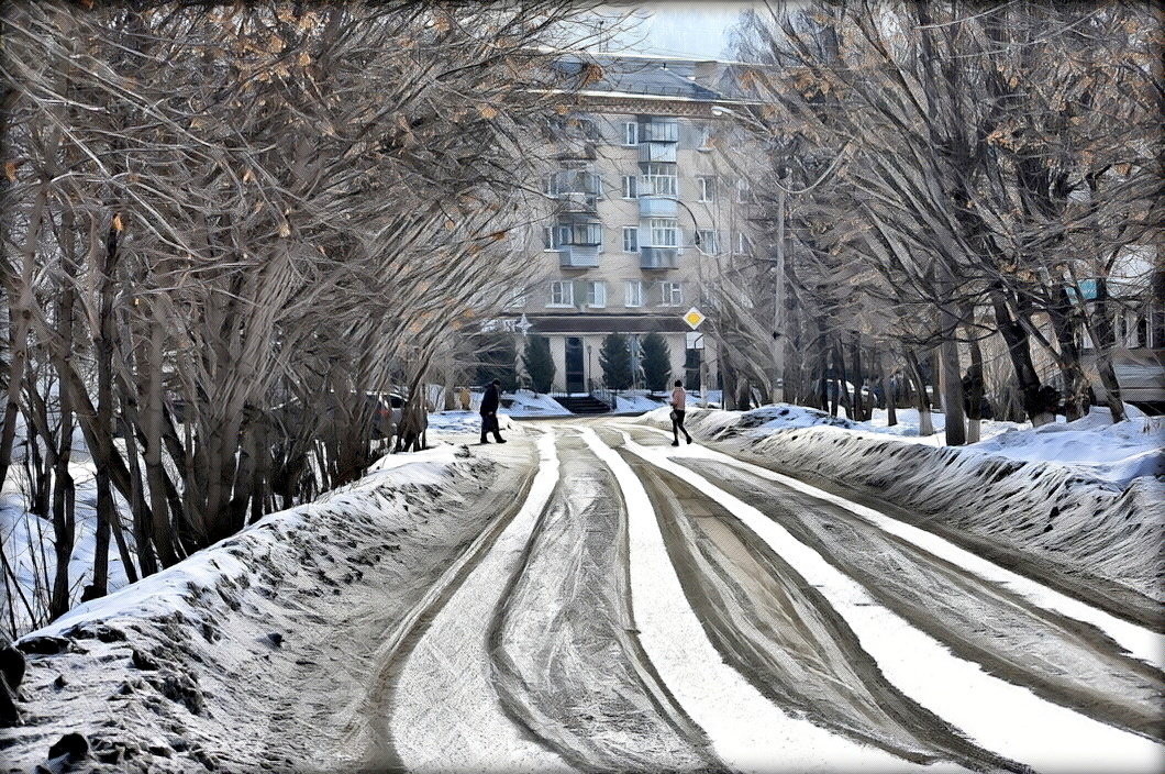 Колея.. - Александр Шимохин