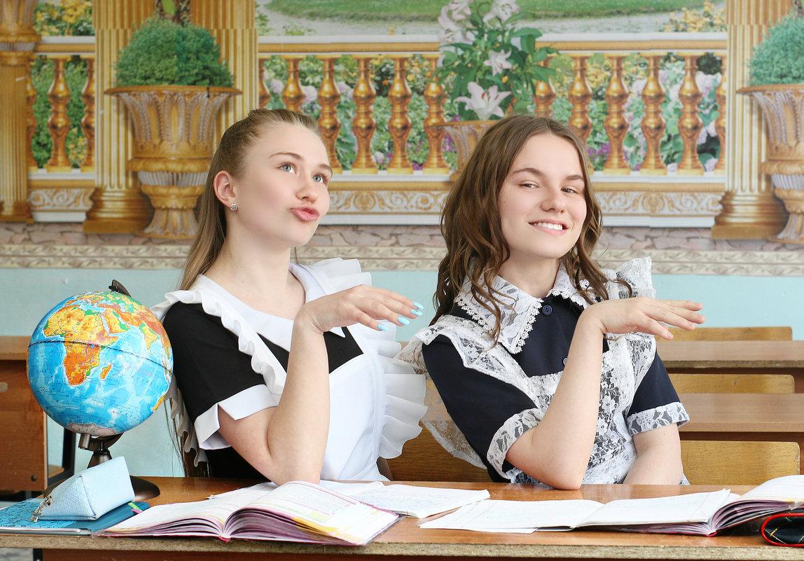 Подружки :) - Юлия Долгополова