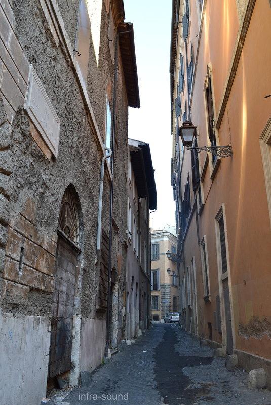 Рим, еврейский квартал - Lüdmila Bosova (infra-sound)
