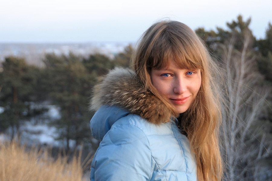 Голубые сумерки - Владимир Захаров