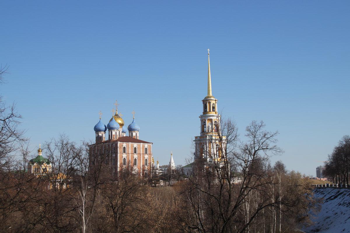 Рязанский кремль - Lersa