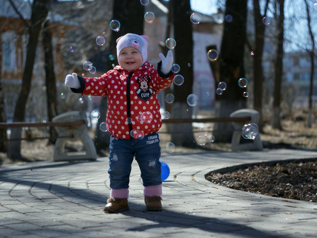 Мыльные пузыри )) - Алексей le6681 Соколов