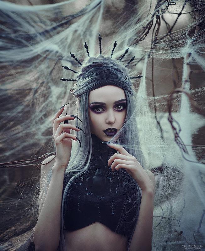 Black widow - Марина Жаринова