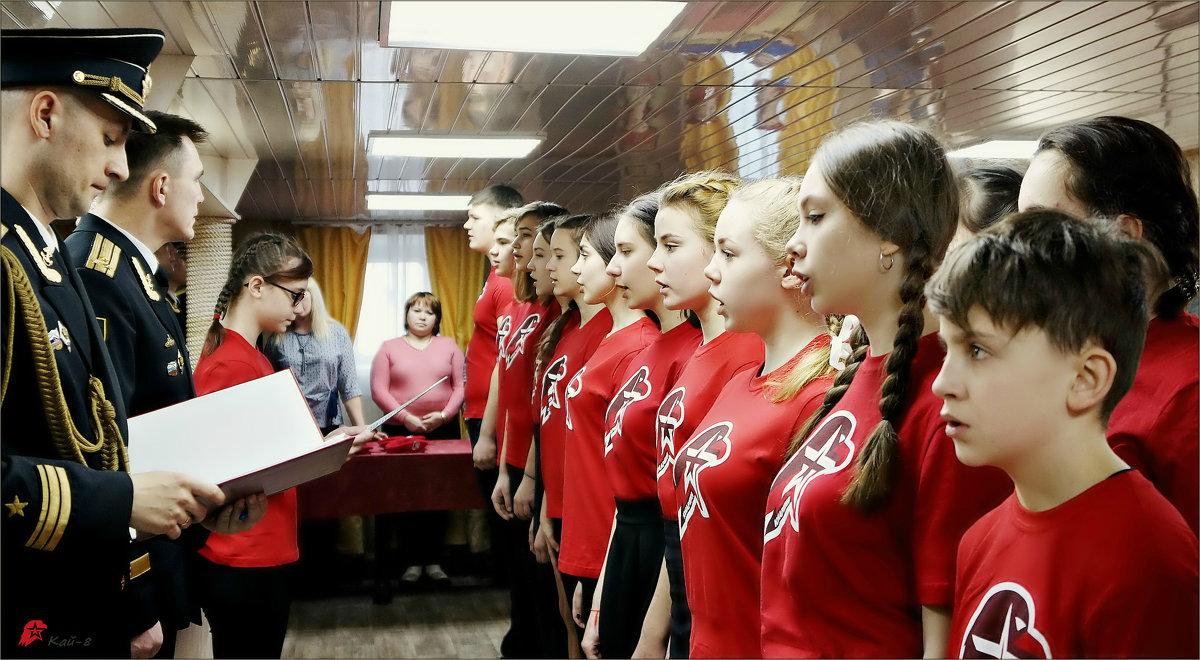 Гимн Юнармии - Кай-8 (Ярослав) Забелин
