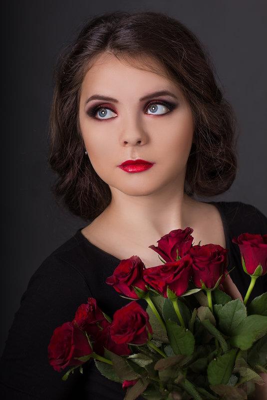 розы.... - Елена Князева