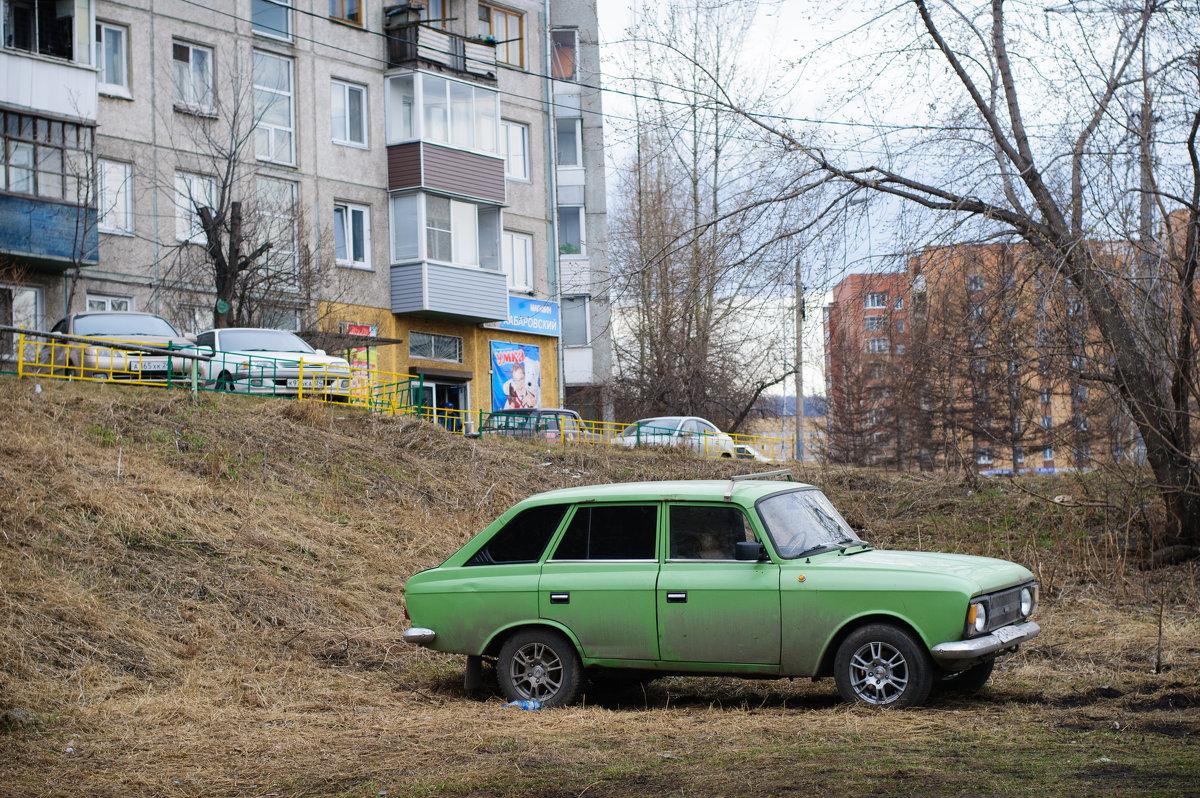 У нас на районе - Мария Сидорова