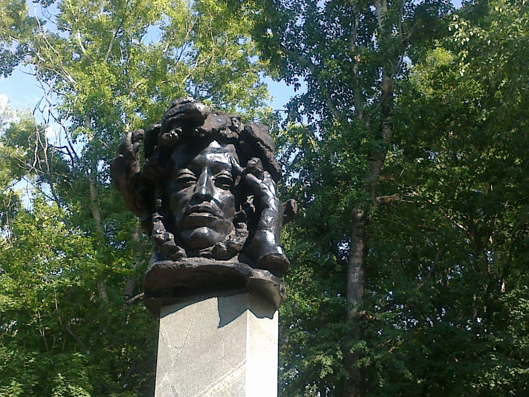 памятник - Юлия Денискина
