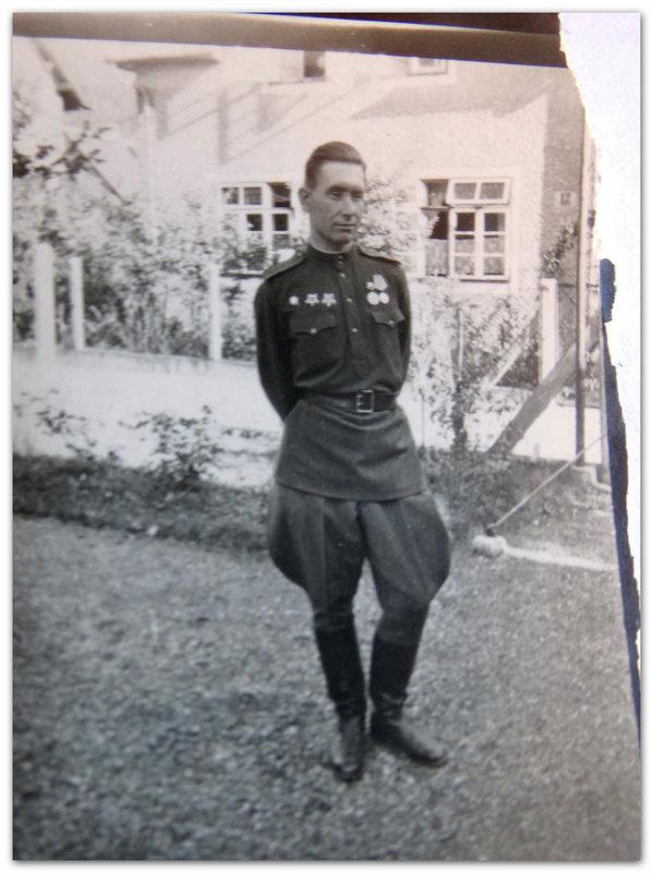 ПолЕвропы прошагал.Австрия,май 1945г. - Тамара (st.tamara)