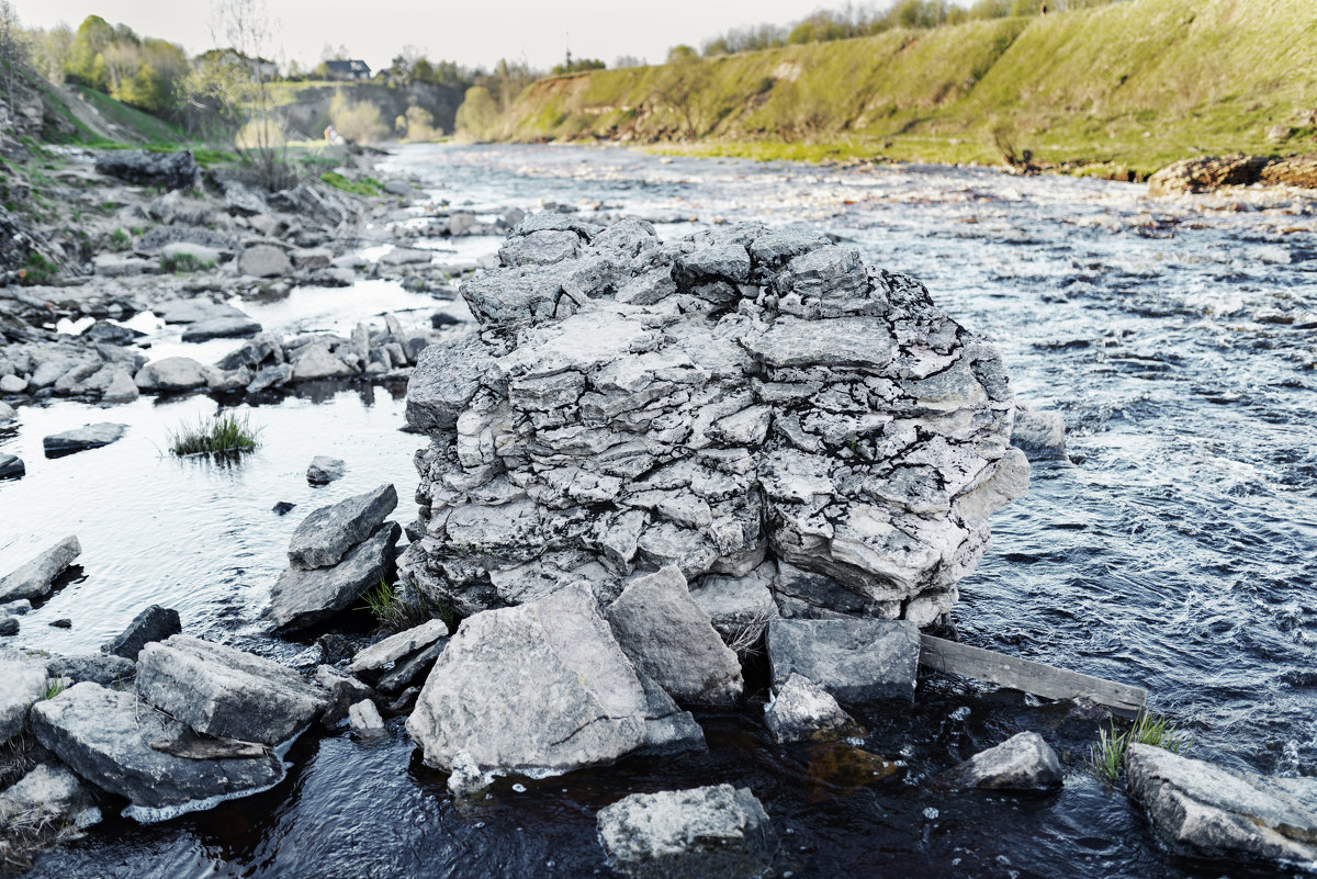 Саблинские водопады - Шахин Халаев