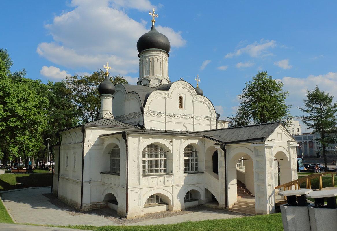 Церковь - Андрей