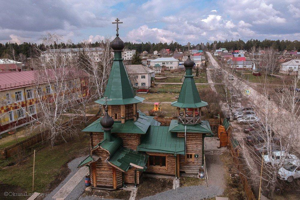 Церковь Бориса и Глеба - Oksana
