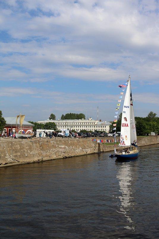 Петровский канал - Ольга