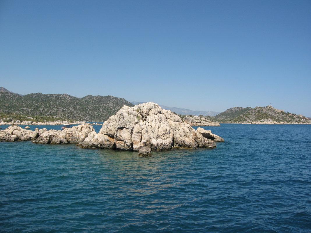 Турция Море - Дария