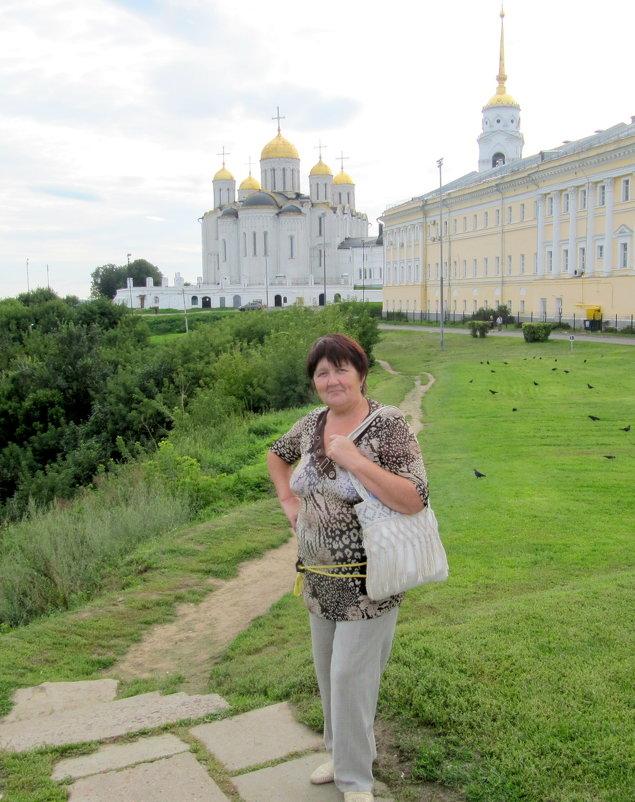 Знакомство с Владимиром - Антонина Балабанова